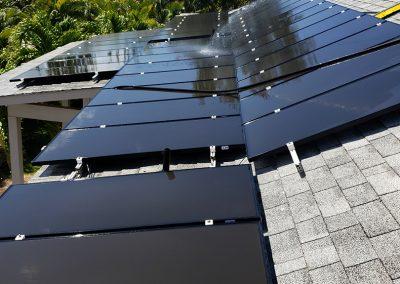 solar panel installation in Maui