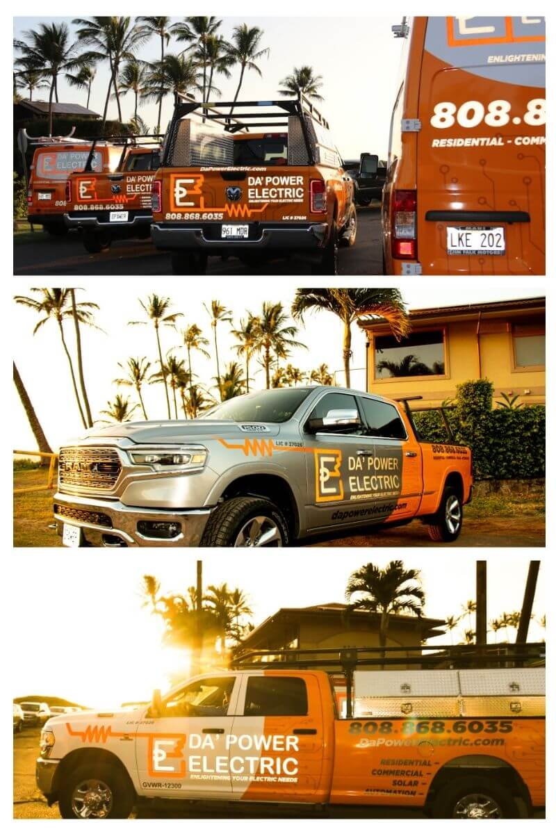 Da Power Truck Fleet