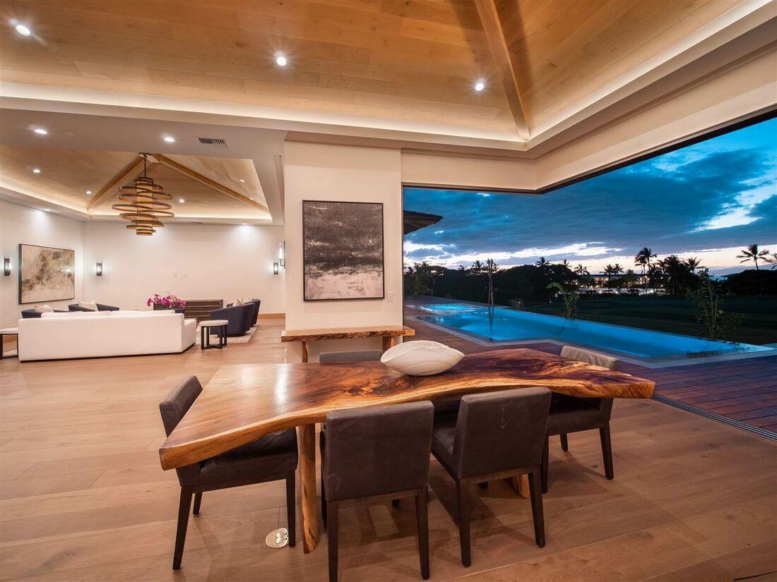 Wailea Maui Luxury Electrical project 18
