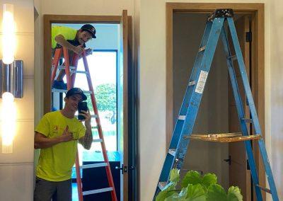 Wailea Maui Luxury Electrical project 31
